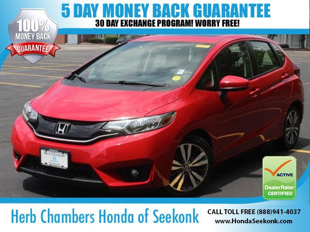 Honda Fit 1.5 EX 2015