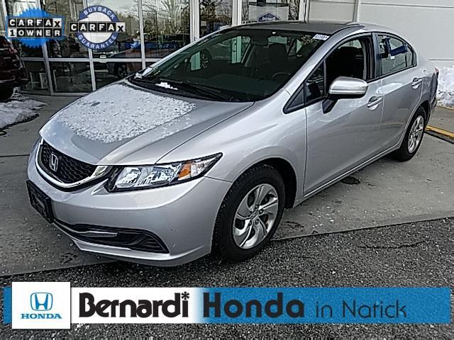 Honda Civic Sedan LX 2015