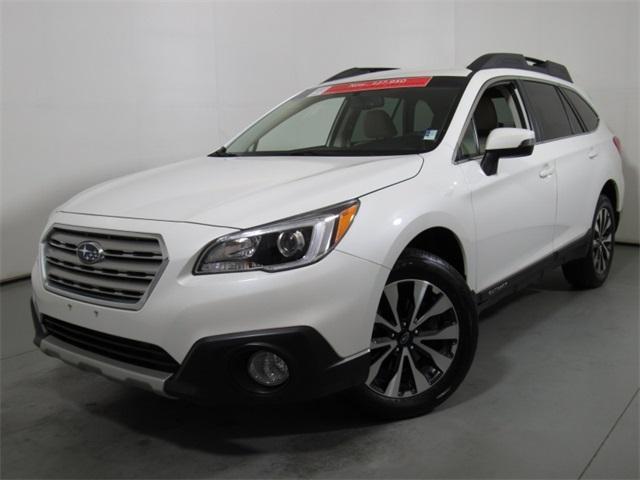 Subaru Outback 3.6R 2016