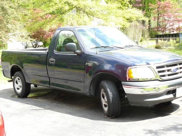 2004 Ford Truck F150 XL--40000 Miles
