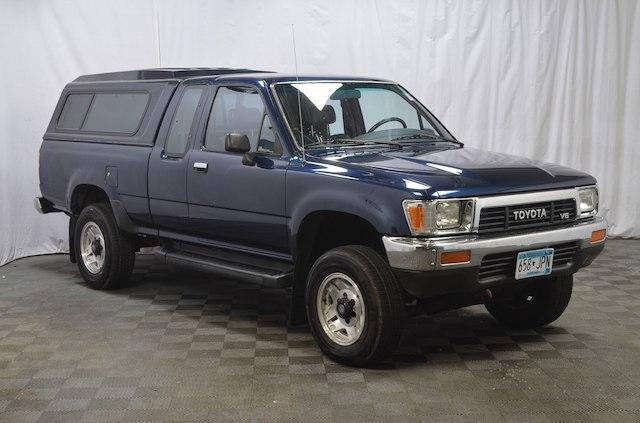 Toyota 4WD Trucks Deluxe 1991