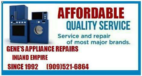 ***Professional ***Appliance ***Services **9095216864