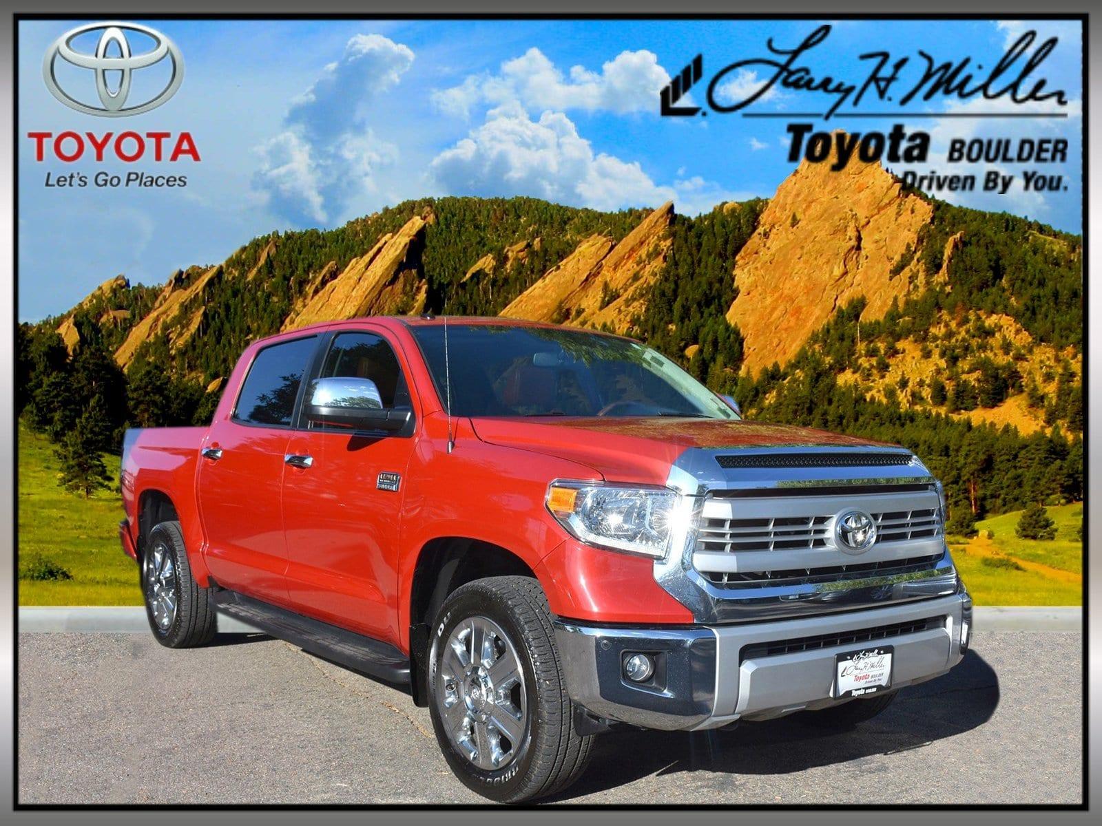 Toyota Tundra 4WD Truck 1794 2014