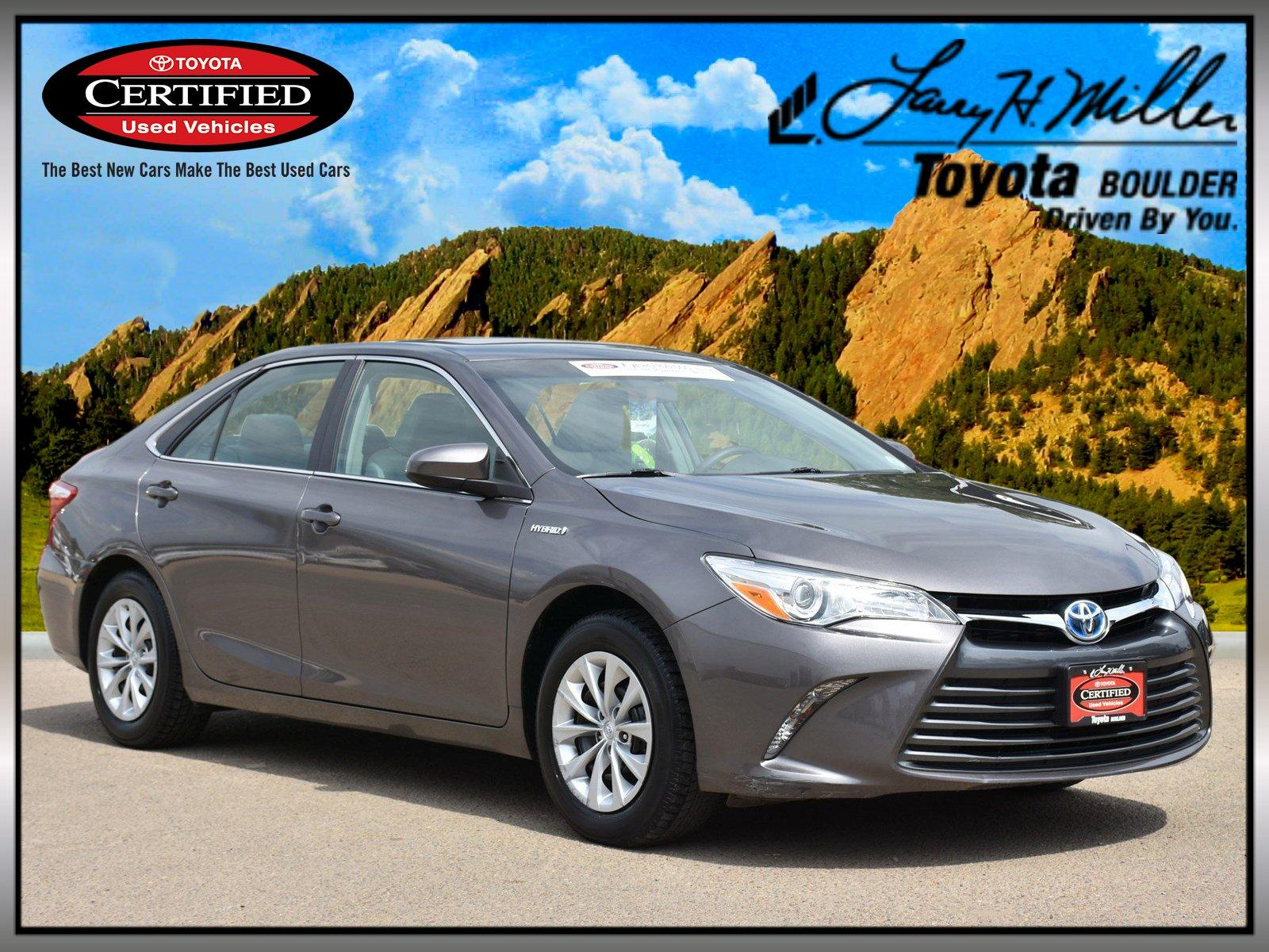 Toyota Camry Hybrid LE 2015