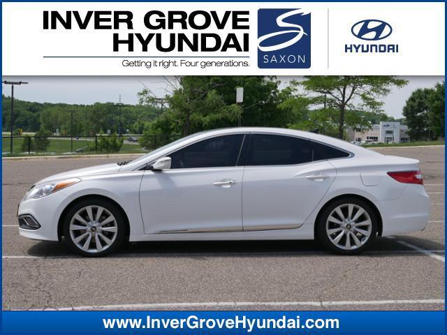 Hyundai Azera Limited 2015
