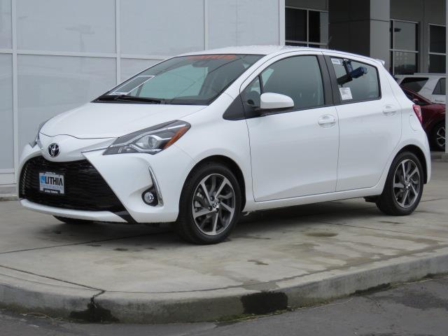 Toyota Yaris SE 2018