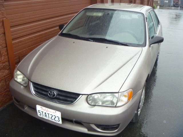2001 Corolla CE  Like New