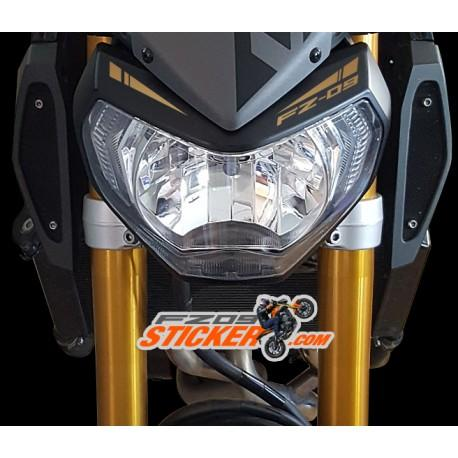 FZ-09 Headlight Stickers For Sale