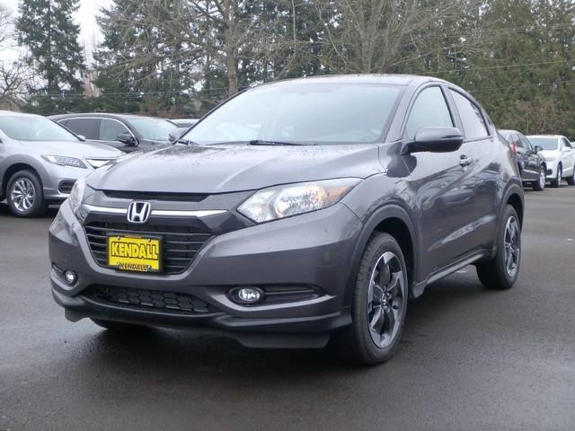 Honda HR-V EX AWD CVT 2018