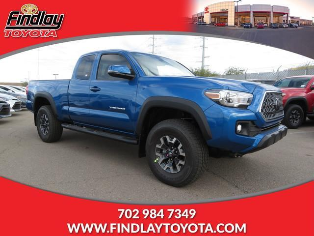 Toyota Tacoma TRD Off Road Access Cab 6' Bed V6 4 2018