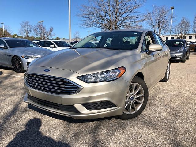Ford Fusion SE FWD 2017