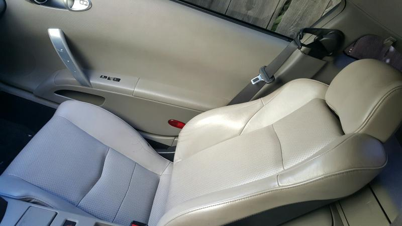 2005 Nissan 350Z Touring Edition 96K Miles/Automatic Clean Title $11000