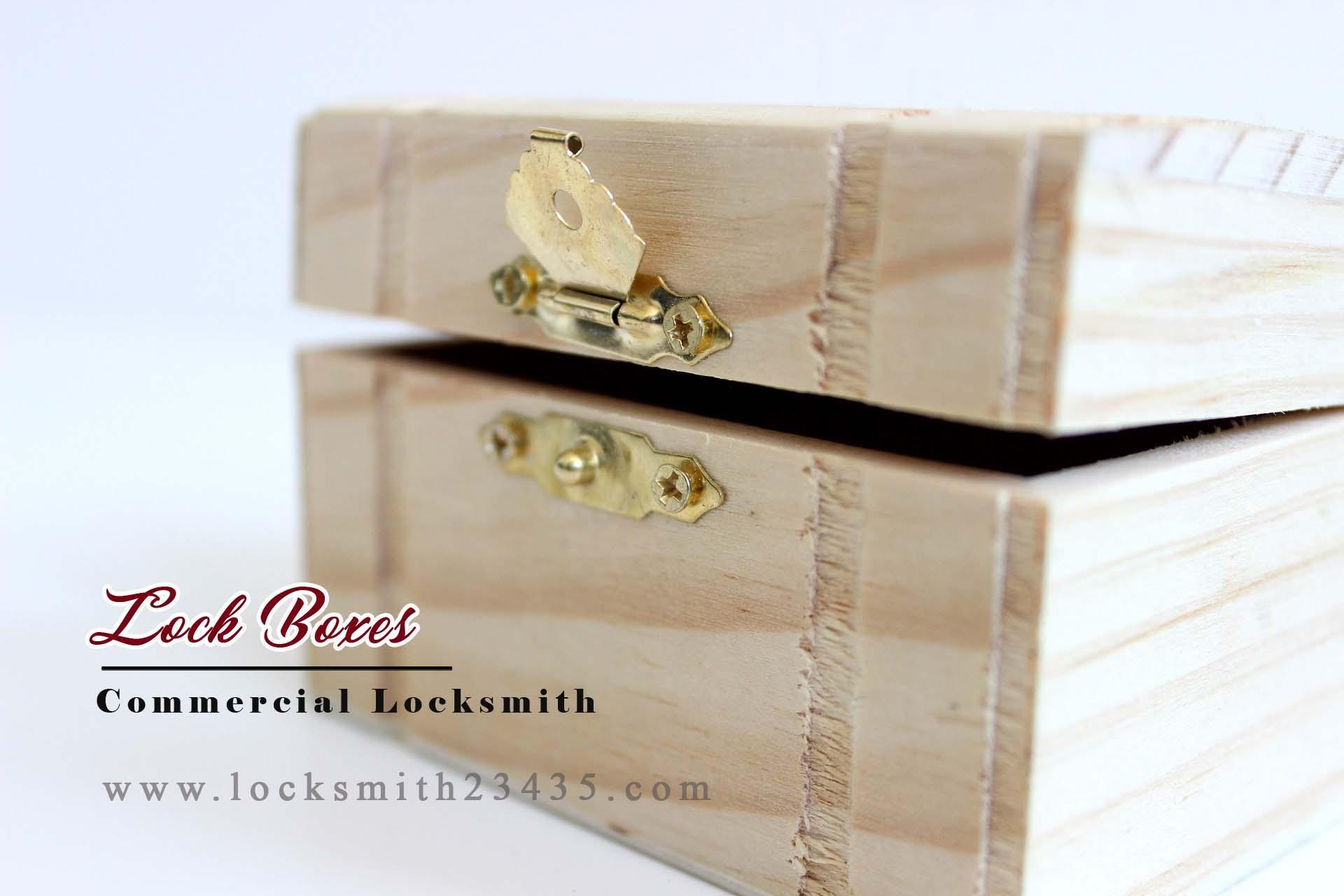 Locksmith 23435