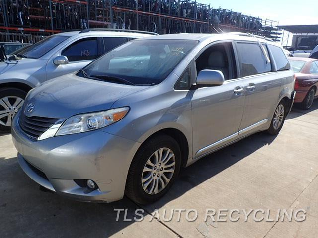 Used Parts for Toyota SIENNA - 2011 - 901.TO1Q11 - Stock# 8056RD