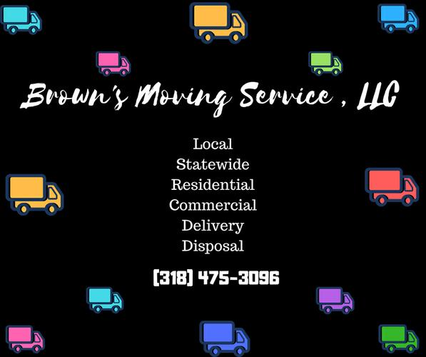 Brown's Moving Service