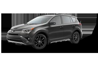 Toyota RAV4 Adventure 2018