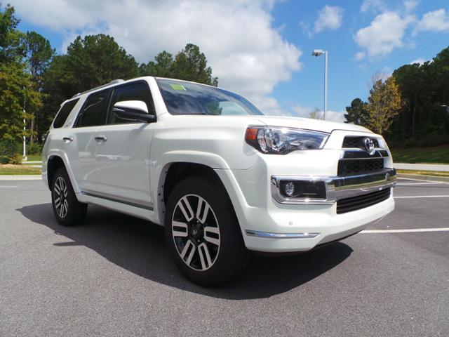 Toyota 4Runner Limited 4WD 2017