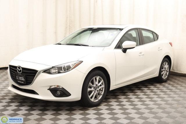 Mazda Mazda3 4dr Sedan Automatic i Grand Touring 2015