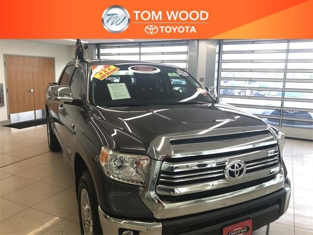 Toyota Tundra 4WD SR5 2017