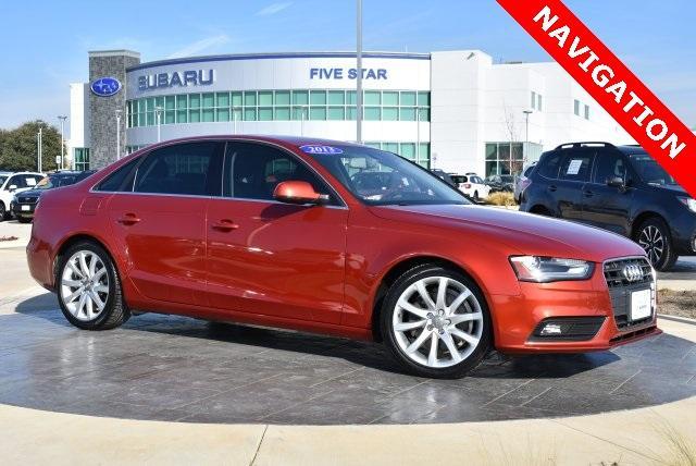 Audi A4 2.0T Premium Plus 2013