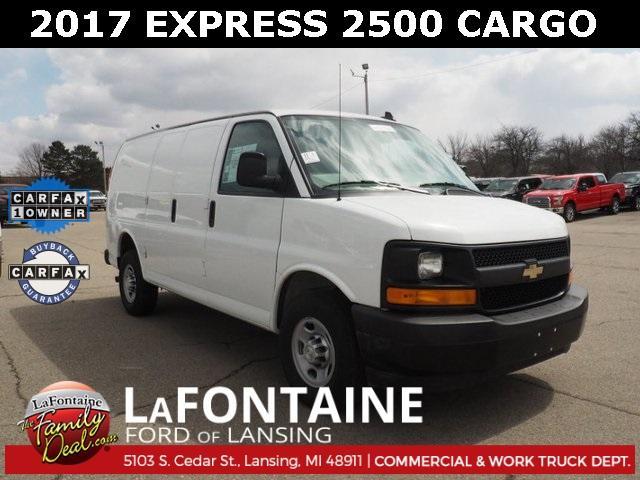 Chevrolet Express Cargo Van Work Van 2017