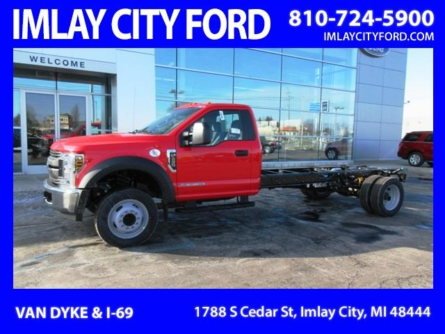 Ford Super Duty F-450 DRW XL 2018
