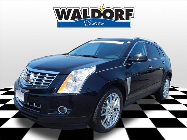 Cadillac SRX Performance Collection 2014