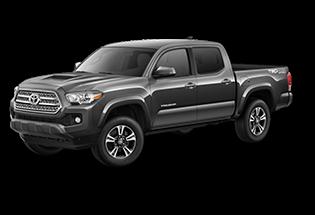 Toyota Tacoma TRD Sport 2017