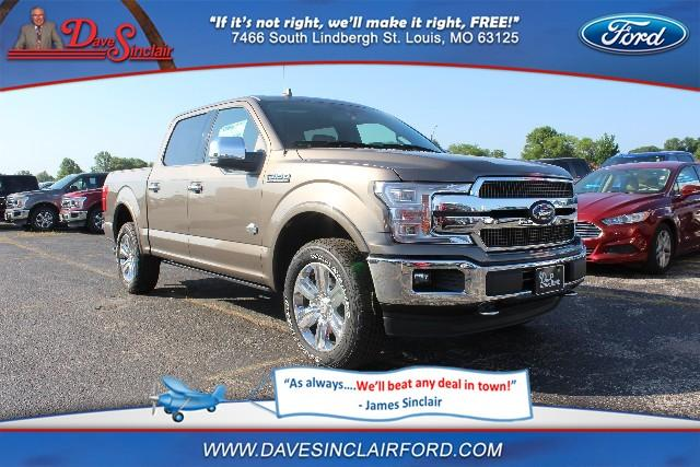 Ford F-150 4WD King Ranch SuperCrew 2018