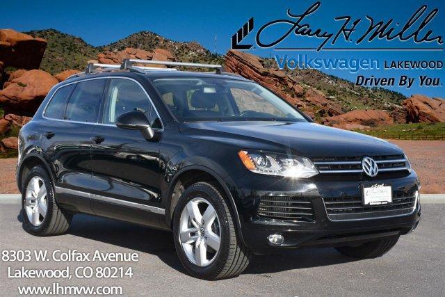 Volkswagen Touareg Lux 2013