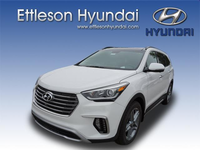 Hyundai Santa Fe Limited Ultimate 2018