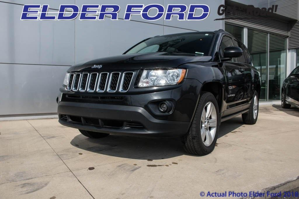 Jeep Compass FWD 2011