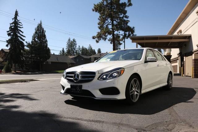 Mercedes-Benz E-Class E350 Sport 2016