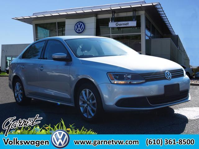 Volkswagen Jetta Sedan SE PZEV 2013