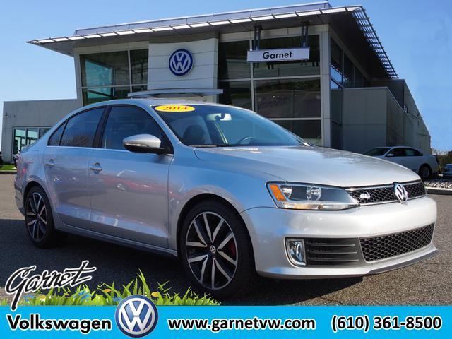 Volkswagen Jetta Sedan GLI Autobahn PZEV 2014