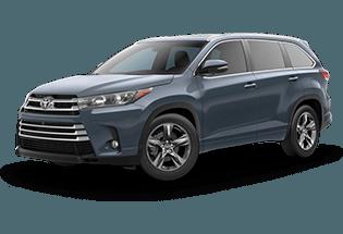 Toyota Highlander Limited Platinum 2018