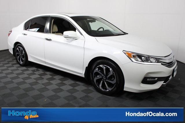 Honda Accord Sedan EX 2016