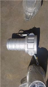 EVER-TITE MS27021-18 AND C-250 ALUMINUM COUPLER W/LOCKING HANDLE