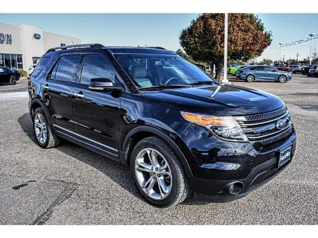 Ford Explorer FWD 4dr Limited 2011