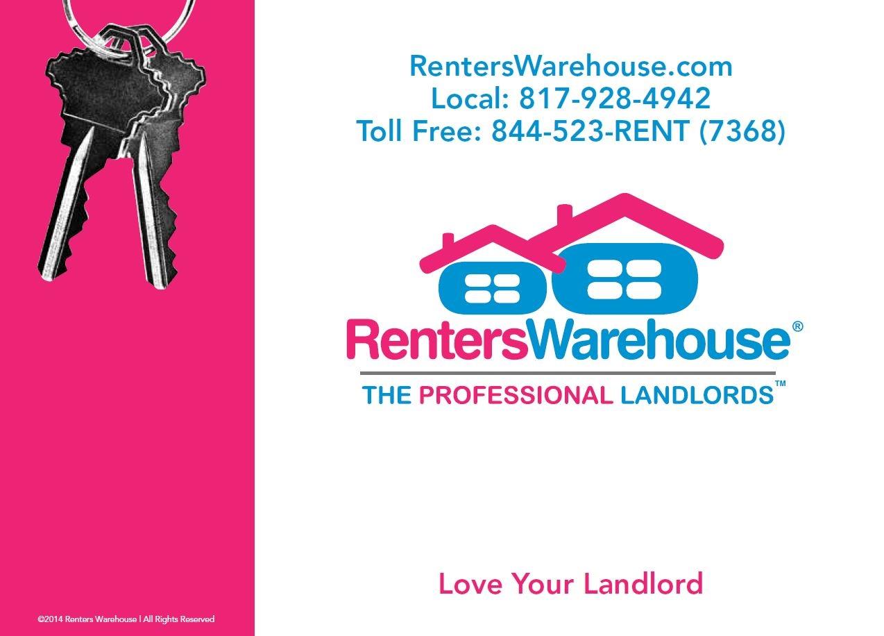 Renters Warehouse DFW