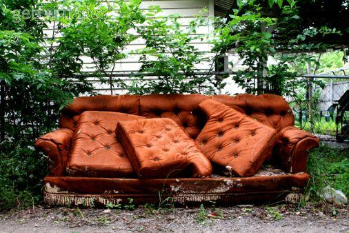 dump your recliner or couch haul away