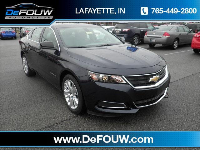 Chevrolet Impala LS w/1LS 2017