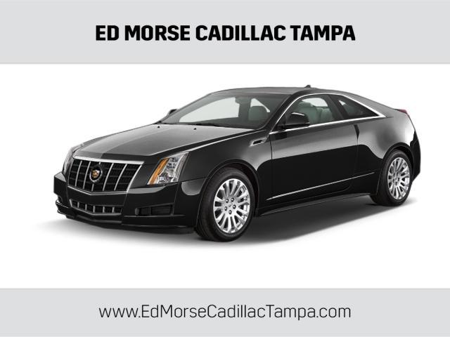 Cadillac CTS Coupe Base 2012