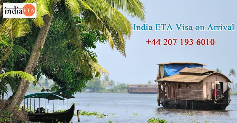 India ETA Visa on Arrival