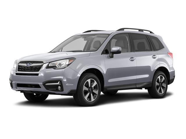 Subaru Forester leather 2017