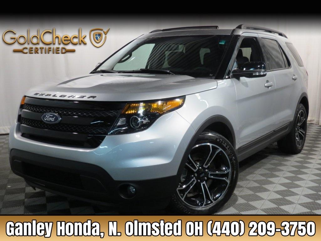 Ford Explorer Sport AWD 2015