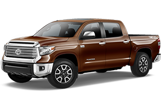 Toyota Tundra 4WD Limited 2017