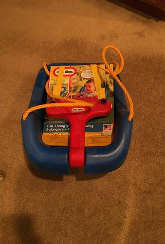 Little Tikes Baby Swing
