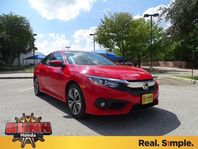 Honda Civic Sedan EX-L 2017