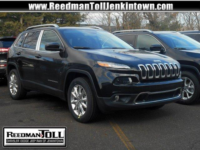 Jeep Cherokee LIMI 2017